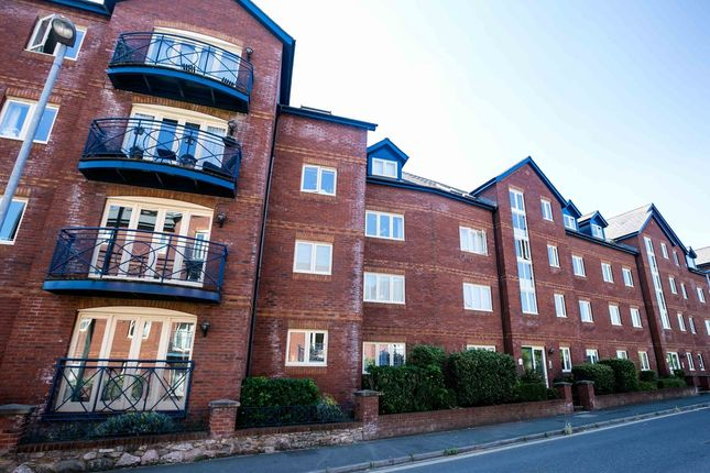 2 bed flat to rent in Haven Road, St. Thomas, Exeter EX2