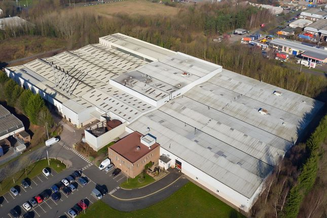 Thumbnail Industrial for sale in Halesfield 15, Telford
