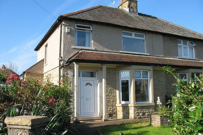 Thumbnail Semi-detached house to rent in Scafell Avenue, Morecambe