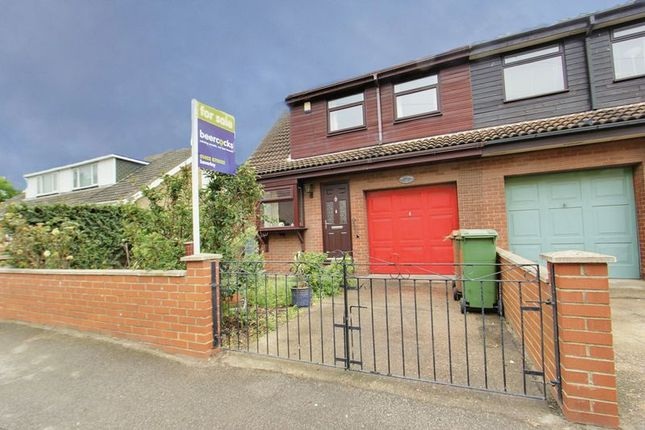 Thumbnail Semi-detached house for sale in Dunswell Lane, Dunswell, Hull