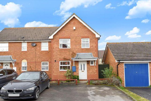 Thumbnail Semi-detached house for sale in Deerhurst, Aylesbury