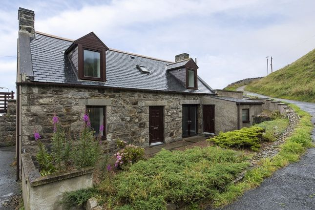 Thumbnail Cottage for sale in Scotstown, Banff, Aberdeenshire