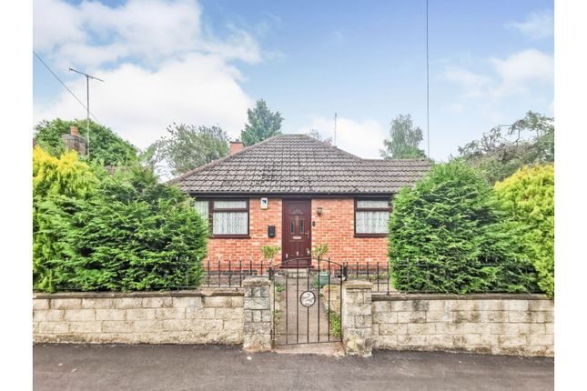 Thumbnail Detached bungalow for sale in Springfield, Littleover Derby