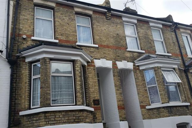 Thumbnail Terraced house to rent in Ernest Road, Chatham