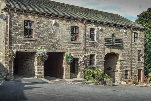 Thumbnail Barn conversion for sale in George's Square, Cullingworth, West Yorkshire