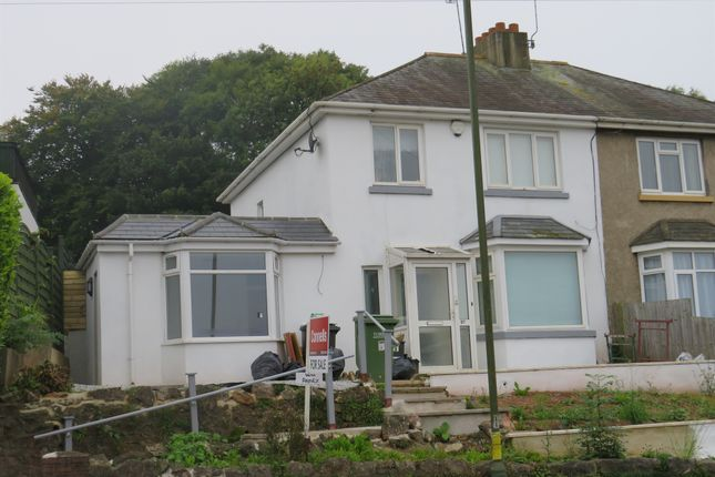 Thumbnail End terrace house for sale in Westhill Road, Torquay