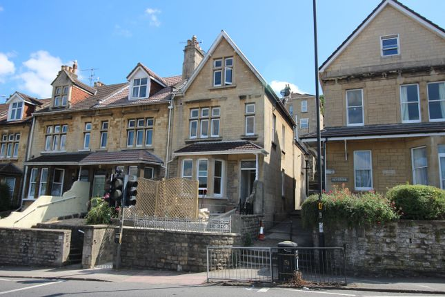 Thumbnail End terrace house to rent in Wells Road, Bath