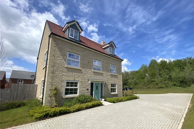 Thumbnail Detached house for sale in Faringdon, Oxfordshire