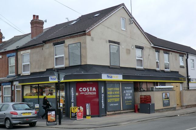 Thumbnail Room to rent in Humber Avenue, Nisa Store, Stoke