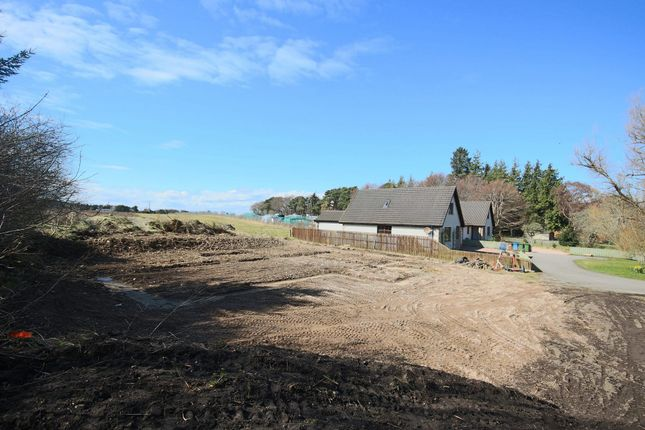 Thumbnail Land for sale in Building Plot, Tradespark Road, Nairn.