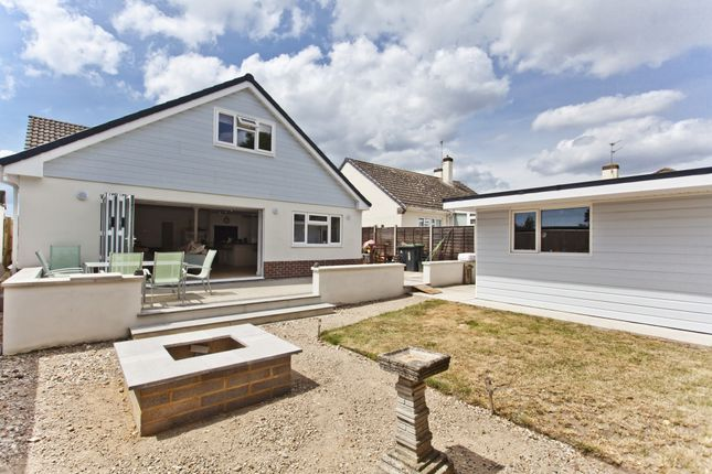 Thumbnail Detached house for sale in Burford Close, Christchurch