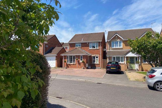 Thumbnail Detached house for sale in 30 Coed-Y-Cadno, Pen-Y-Fai, Bridgend