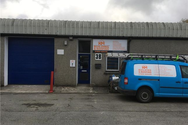 Thumbnail Industrial to let in Unit 3B Rosevear Road, Bugle, St. Austell, Cornwall