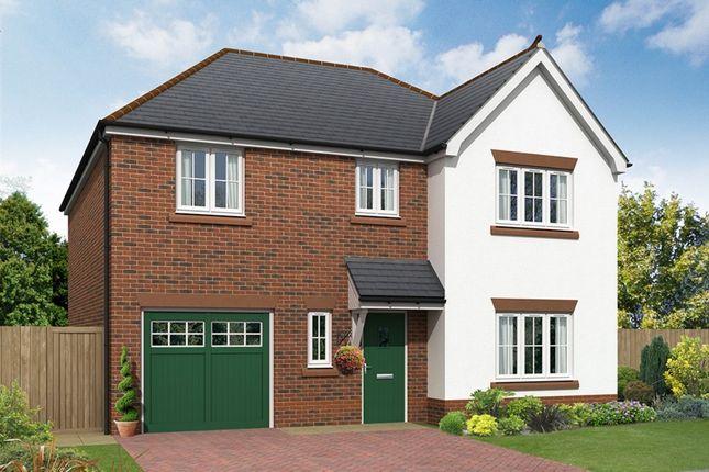 Thumbnail Detached house for sale in The Alvechurch, Boundary Park, Parkgate, Neston