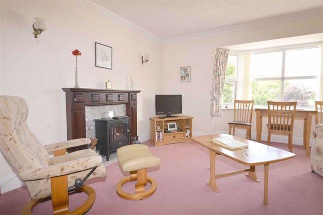 Lounge of 12, Park Lane Apartments, Tenby, Pembrokshire SA70