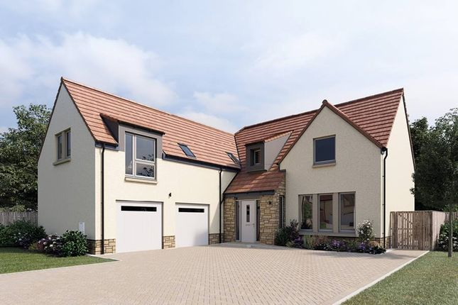 "Thumbnail Detached house for sale in ""The Tranter"" at Muirfield, Gullane"