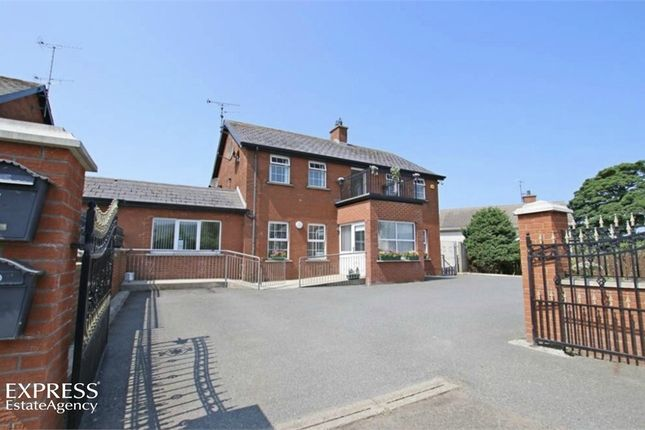 Thumbnail Semi-detached house for sale in Chapel Road, Dungiven, Londonderry