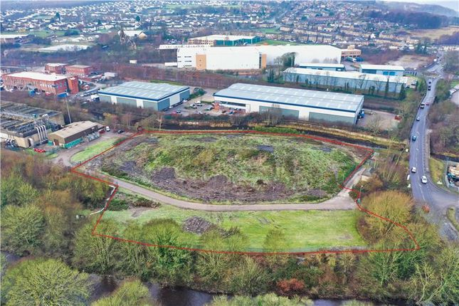 Thumbnail Commercial property for sale in Land Off Colne Bridge Road, Colne Bridge Road, Huddersfield, West Yorkshire