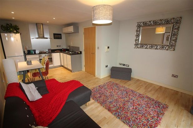 Thumbnail Flat for sale in Lune Square, Lancaster