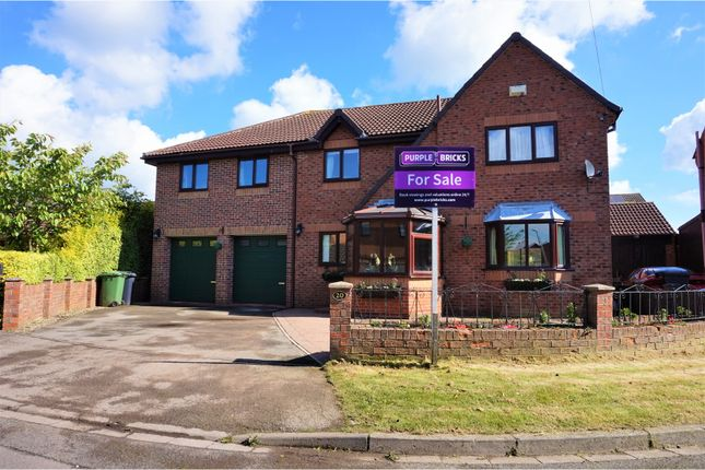 Thumbnail Detached house for sale in Kellington Court, Goole