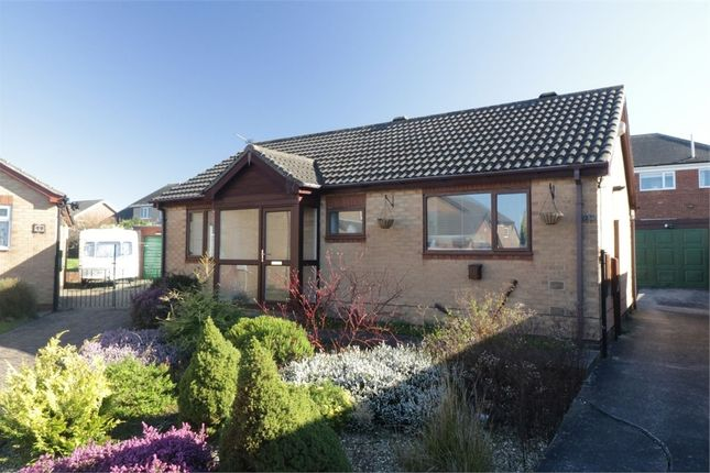 Thumbnail Detached bungalow for sale in Coppice Gardens, Munsbrough, Rotherham, South Yorkshire