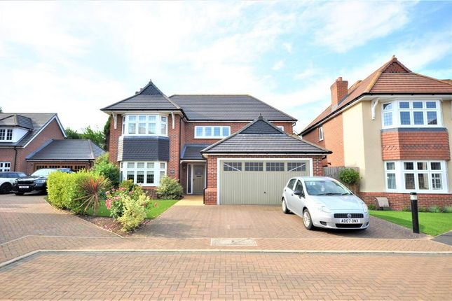 Thumbnail Detached house to rent in Church View Fold, Wrea Green, Preston, Lancashire