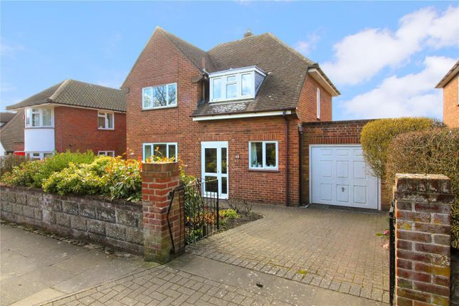 Thumbnail Detached house for sale in Eaton Rise, Norwich