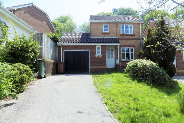 Thumbnail Detached house to rent in Rowland Drive, Caerphilly