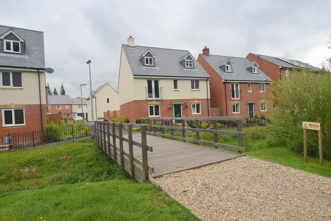 Thumbnail Detached house for sale in Templer Place, Bovey Tracey, Newton Abbot, Devon