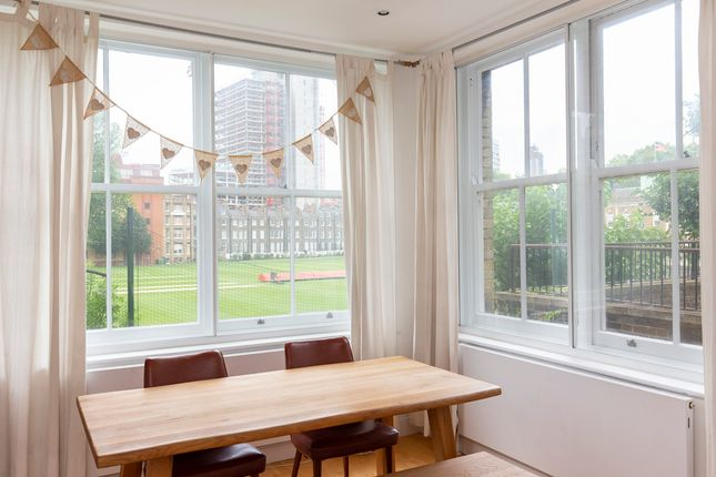 Thumbnail Flat to rent in Finsbury Square, London