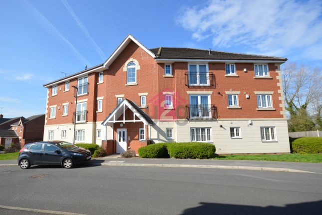 Thumbnail Flat to rent in Kyle Close, Renishaw, Sheffield