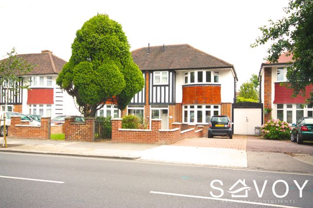 4 bed semi-detached house to rent in Old Oak Road, East Acton