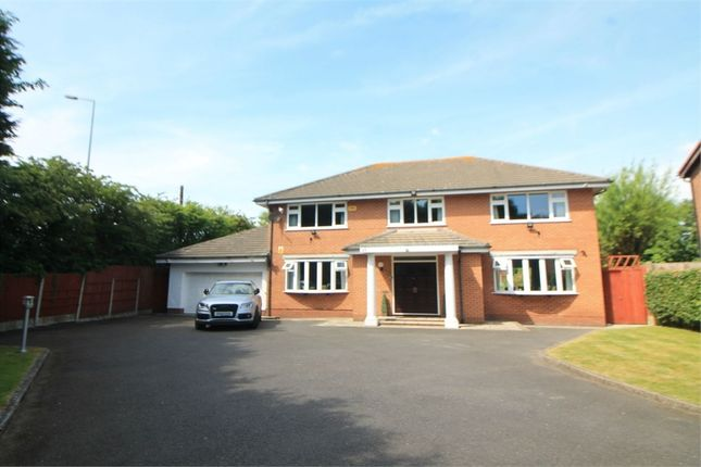 Thumbnail Detached house for sale in Moss Side, Formby, Merseyside