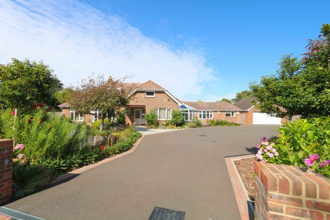 Thumbnail Detached bungalow for sale in Orchard Road, Hayling Island