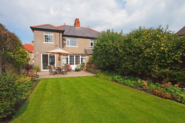Thumbnail Semi-detached house for sale in Penrith Avenue, Heysham, Morecambe