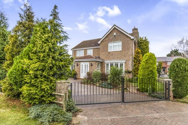 Thumbnail Detached house for sale in Glebe Gardens, Stainton, North Yorkshire