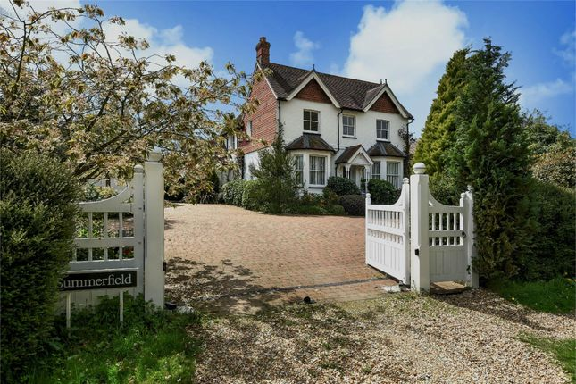 Thumbnail Detached house for sale in Sherfield Green, Sherfield-On-Loddon, Hampshire