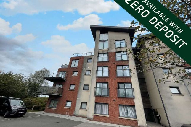 Thumbnail Flat to rent in Alicia Close, Newport