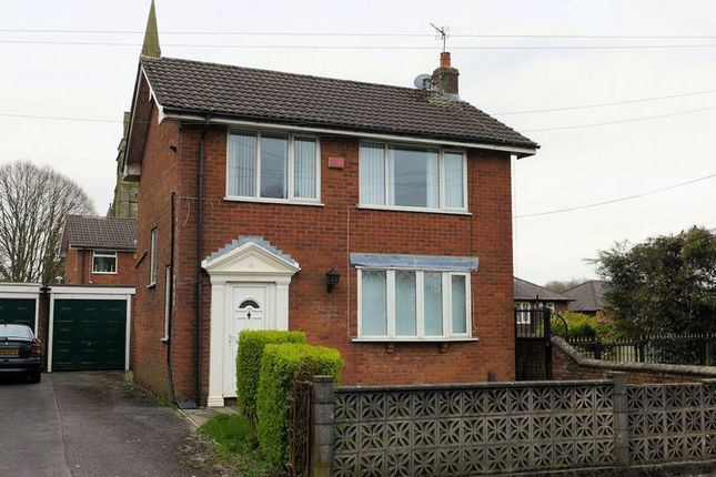 Thumbnail Detached house for sale in Peel Park Crescent, Little Hulton, Manchester