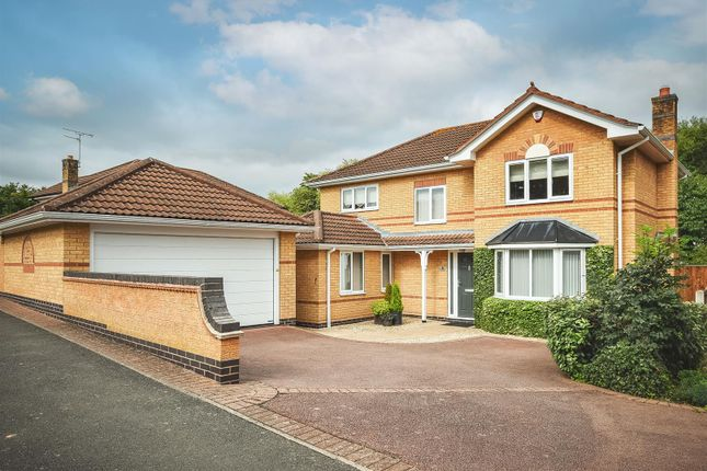 Thumbnail Detached house for sale in Callow Hill Way, Heatherton Village, Littleover