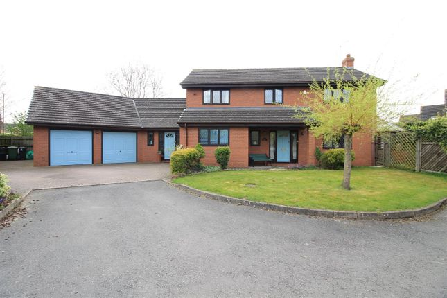 Thumbnail Detached house for sale in Bartestree, Hereford