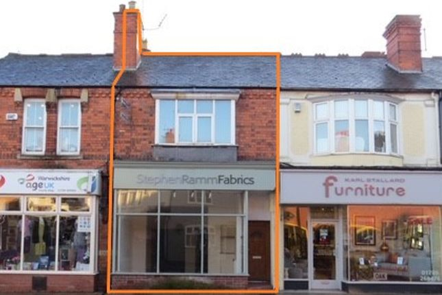 Thumbnail Retail premises to let in Greenhill Street, Stratford-Upon-Avon