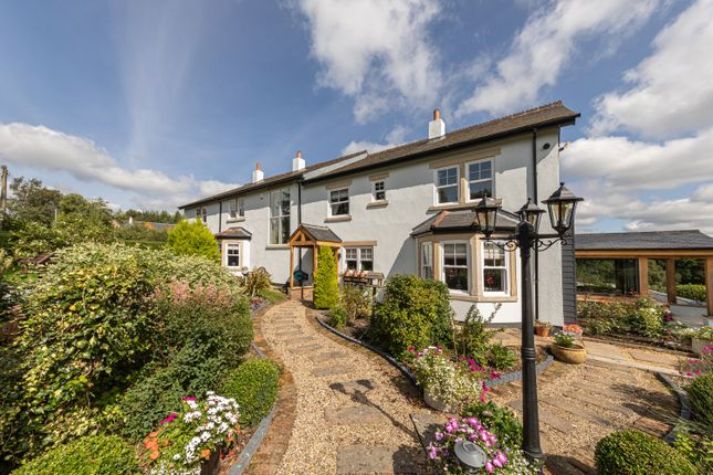 Thumbnail Detached house for sale in Knitsley, Consett