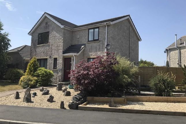 Thumbnail Detached house for sale in The Meadows, Near Buxton, Derbyshire