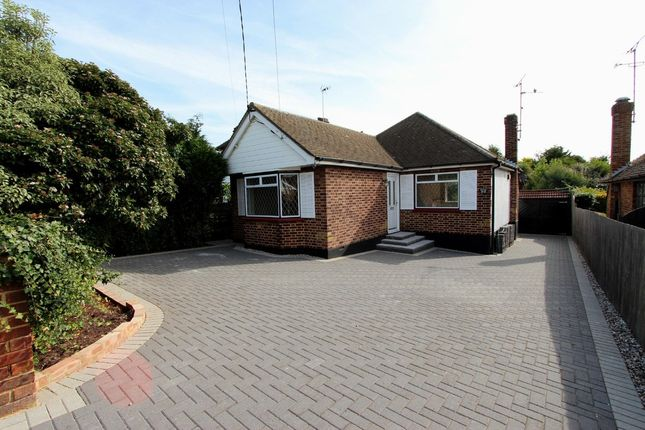 Thumbnail Detached bungalow for sale in Dandies Drive, Eastwood, Leigh-On-Sea
