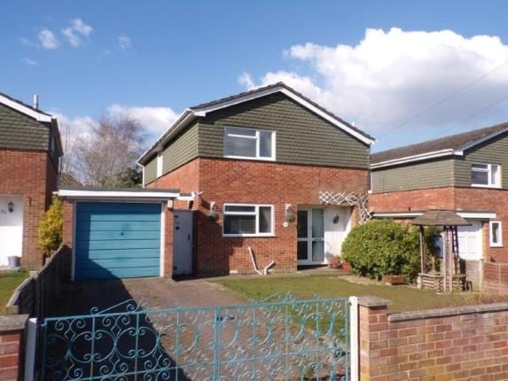 Thumbnail Detached house for sale in Bartley, Southampton, Hants