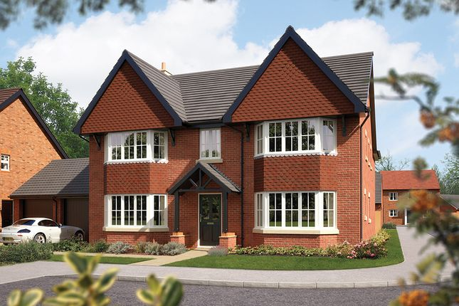 """Thumbnail Detached house for sale in """"The Ascot"""" at Southam Road, Radford Semele, Leamington Spa"""