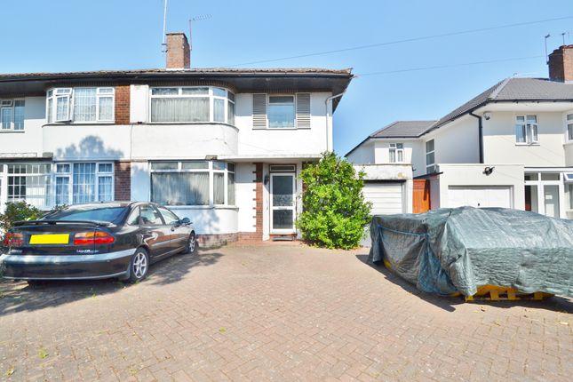 Thumbnail Semi-detached house for sale in Gloucester Gardens, Barnet