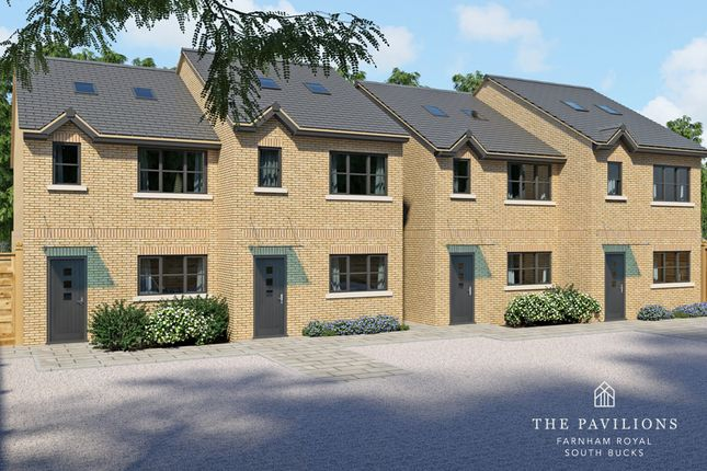 Thumbnail Property for sale in Rectory Close, Farnham Royal, Slough