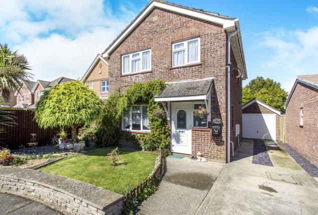 Thumbnail Detached House For Sale In Throop Bournemouth Dorset